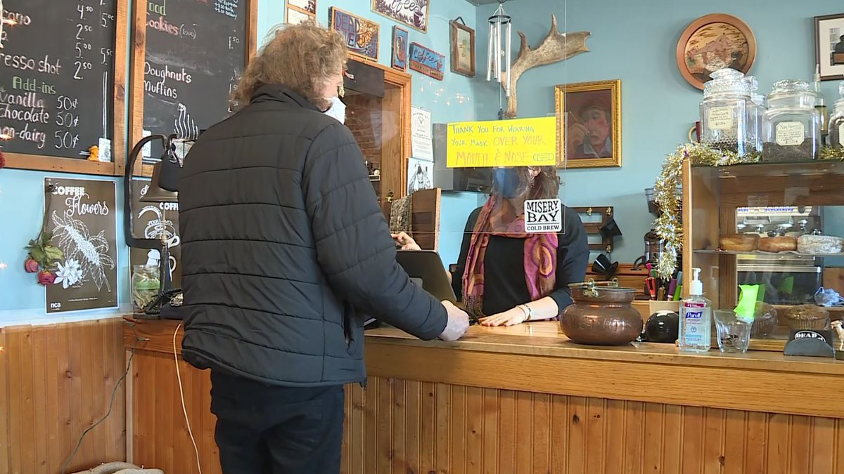 A local health care provider will be giving both Moderna and Pfizer vaccinations at various...