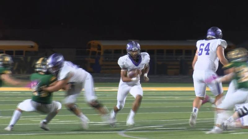 Week nine of The Wrap UP featured some very good matchups. Canyon defeating Pampa in our Game...