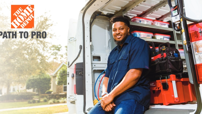 Across the U.S. there is a labor gap between the number of skilled trades workers and the...