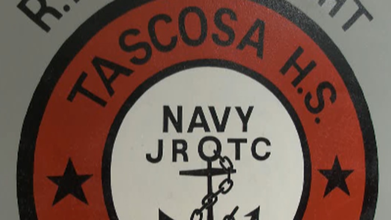 Tascosa High School's Navy JROTC Program goes to first national academic competition