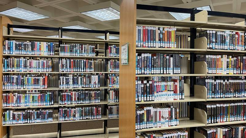 The Amarillo Public Library is offering a way for people to continue to use the libraries...