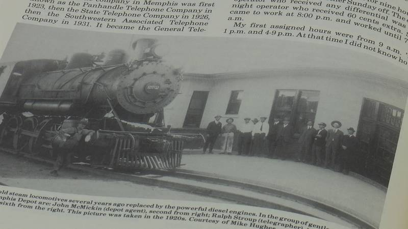 Memphis was established as a sideline of the Fort Worth and Denver railroad in the late 1880's....