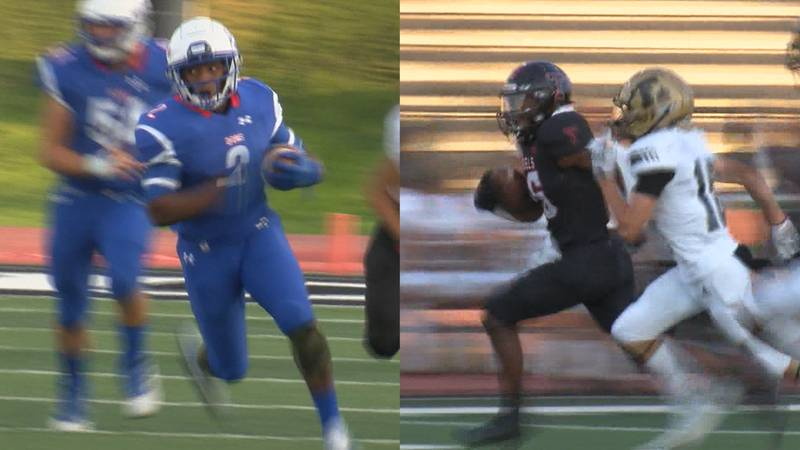 Our week five Game of the Week features a District 2-5A DI opener between the undefeated Palo...