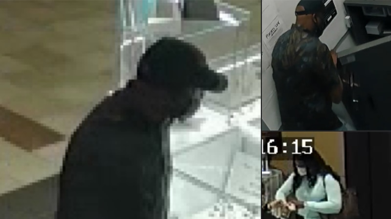 The Amarillo Police Department is asking for the public's help identifying the people involved...