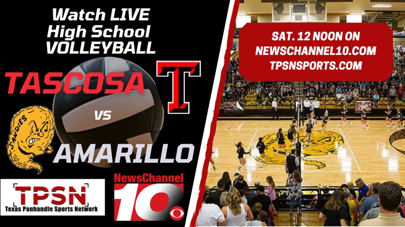 The Texas Panhandle Sports Network will host a livestream of the Amarillo High vs Tascosa...