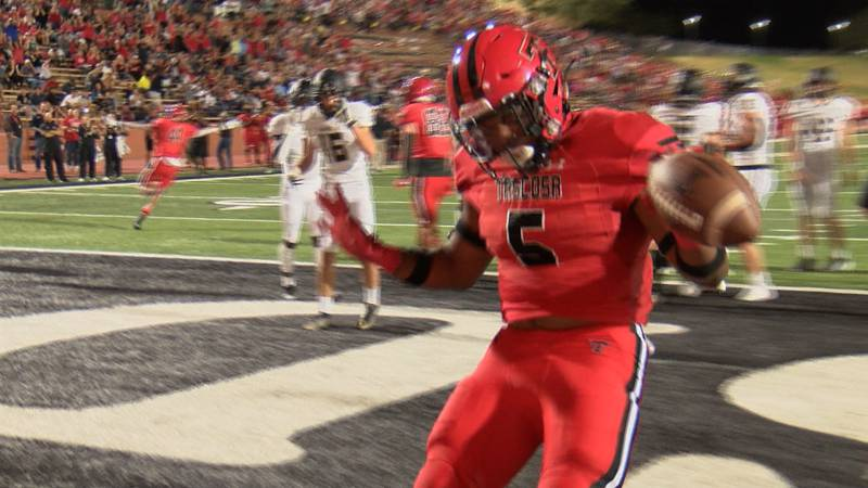 Tascosa tops Amarillo High 34-22 in our week 7 Game of the Week.