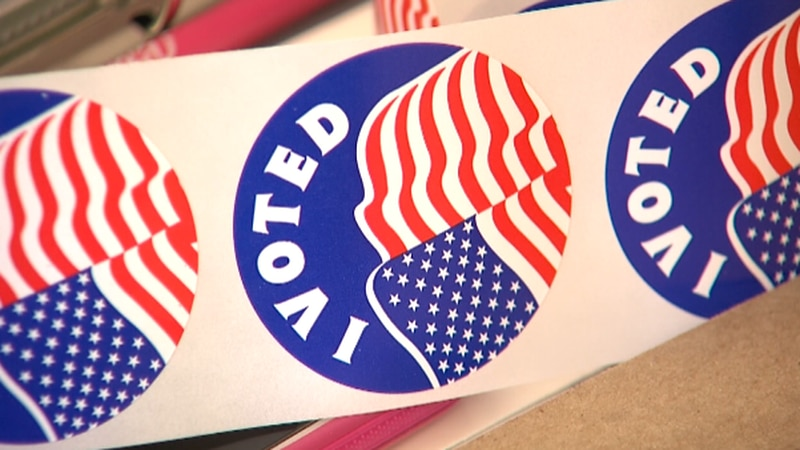After a surge of voter registration statewide, it was a record breaking day for those who cast...
