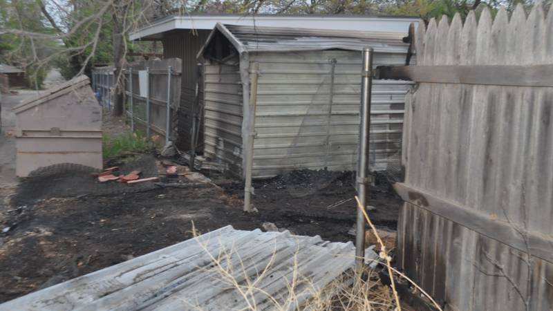 Amarillo Fire Marshal's office sees 18% increase in dumpster, trash fires.