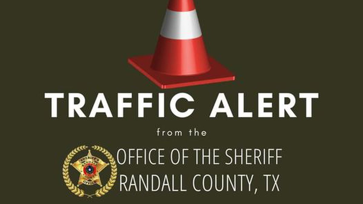 Crews are responding to a gas leak in Amarillo near 58th and Osage. (Source: Randall County...