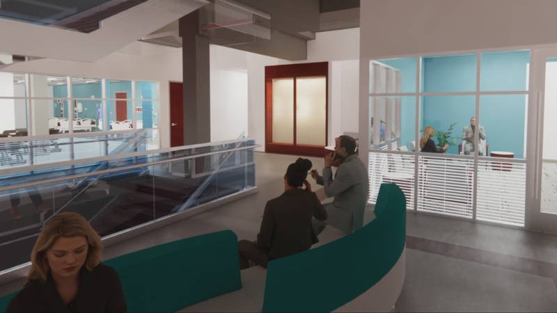 WT makes $18mil renovations ahead of school year, includes new nursing floor.