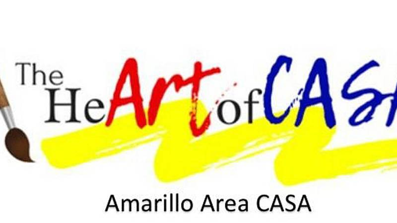 Tickets are available for The HeArt of CASA gallery event happening on October 15.
