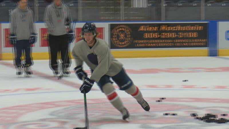 NAHL hockey is back in the Civic Center this week as the Amarillo Wranglers host the El Paso...