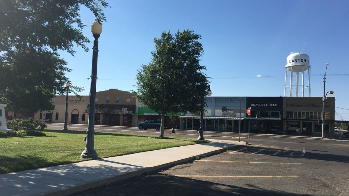 The Square in Canyon (Source: KFDA)