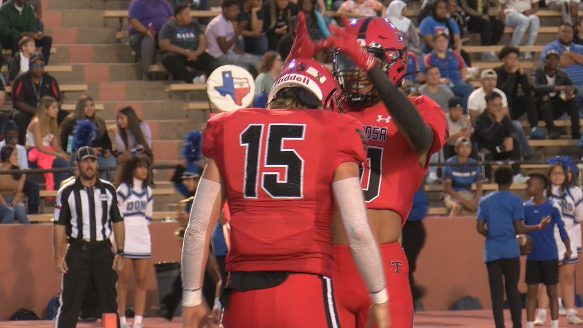 Our week five game of the week started out as a storybook, featuring the undefeated Palo Duro...