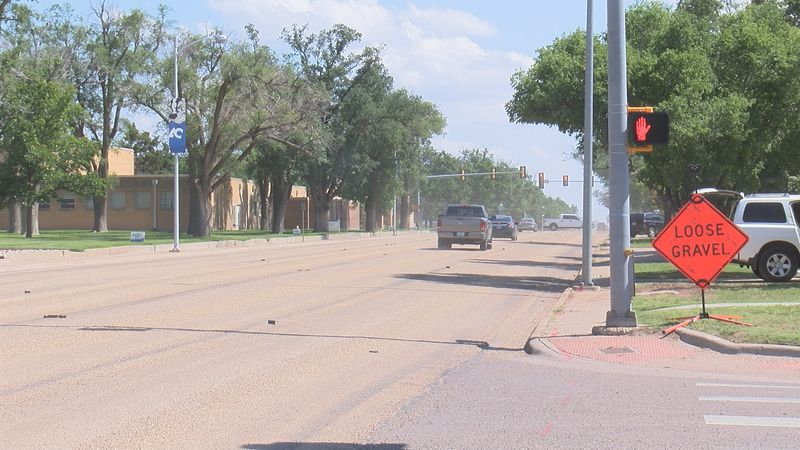 The city is starting to make improvements to some of the most highly traveled roadways in...