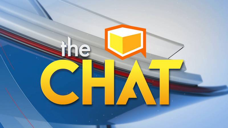 The Chat is a talk show hosted in Amarillo,  TX.