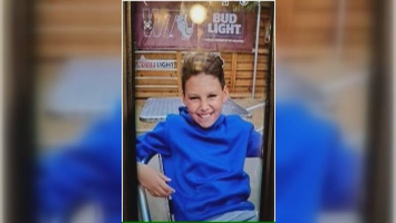 Amarillo Police searching for missing 10 year old boy