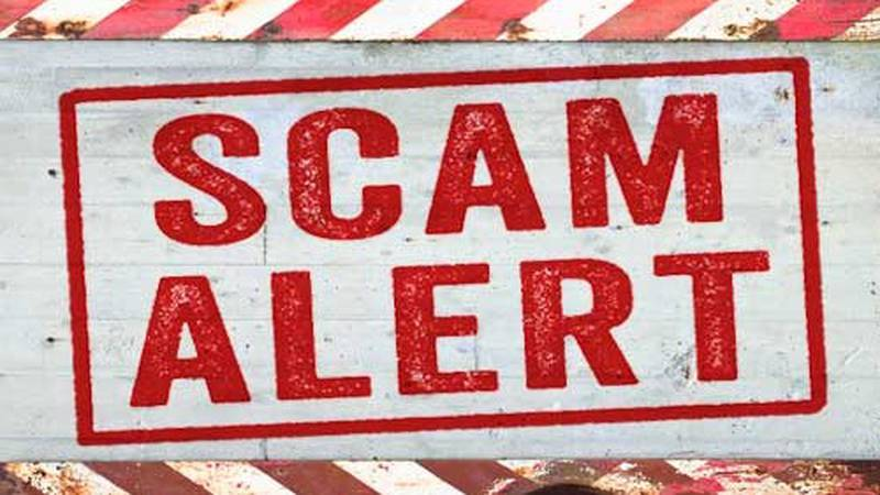 The Potter County Sheriff's Office said scammers are calling pretending to be border patrol