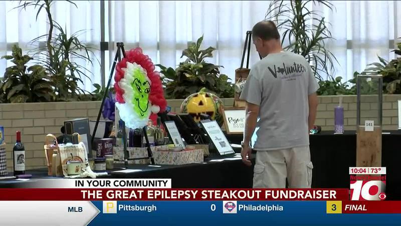 The Great Epilepsy Steakout benefits Epilepsy Foundation Texas
