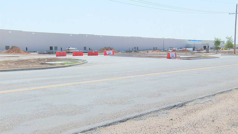 The Amarillo Amazon warehouse plans to increase the original starting wage of 15...