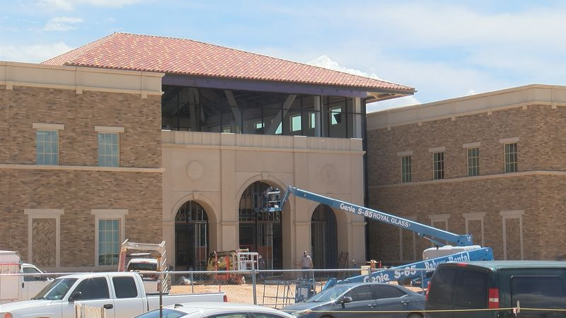 The Texas Tech Vet School is now in a position to attract advanced students from all around the...