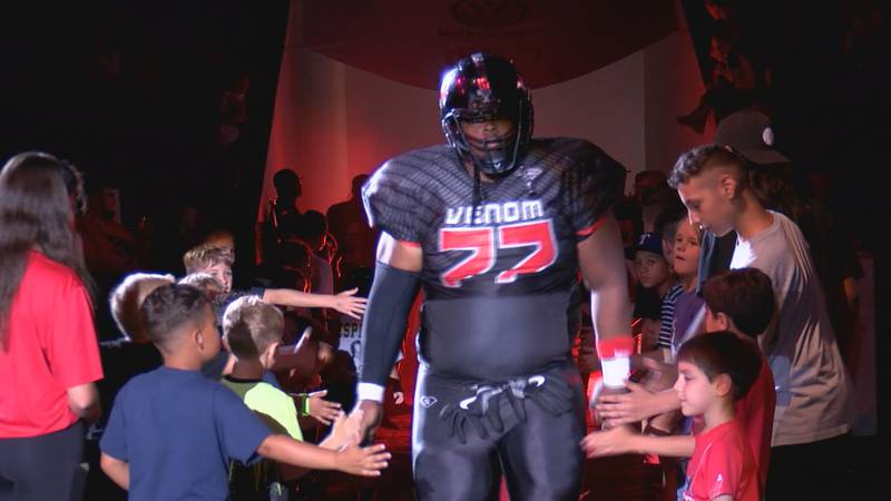 The Amarillo Venom were off to a slow (0-2) start, but have now won two home games straight....