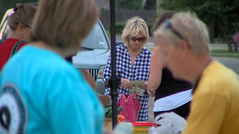 Amarillo Community Market seeing boom in vendors and customers.