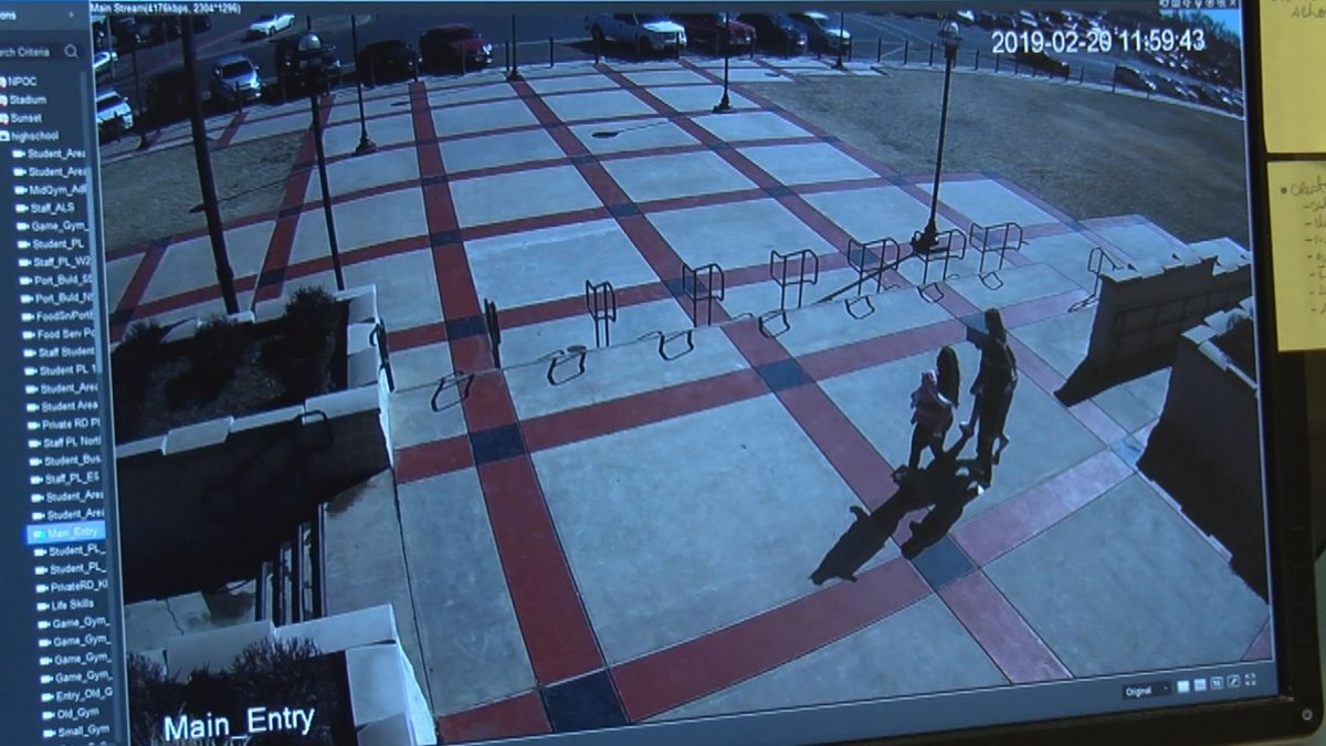 Dumas Independent School District is using a new software and security cameras at every school...