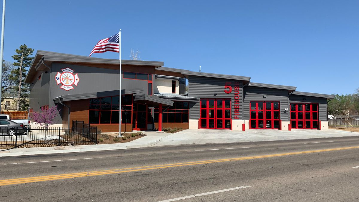 Amarillo Fire Department open house to be held at new Fire Station Number 5.