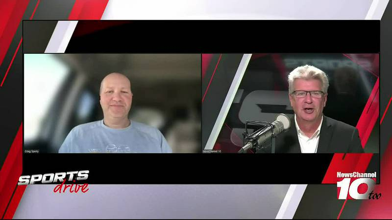 SPORTS DRIVE: Happy Sports Network, Craig Sperry