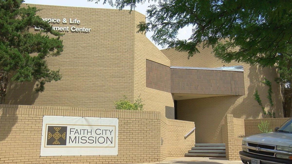 Faith City Mission will move into the former BSA Hospice building (Source: KFDA)
