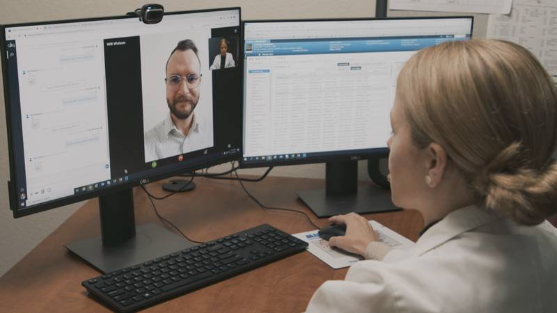 Amarillo health care professionals say Telehealth is here to stay and are making investments to...