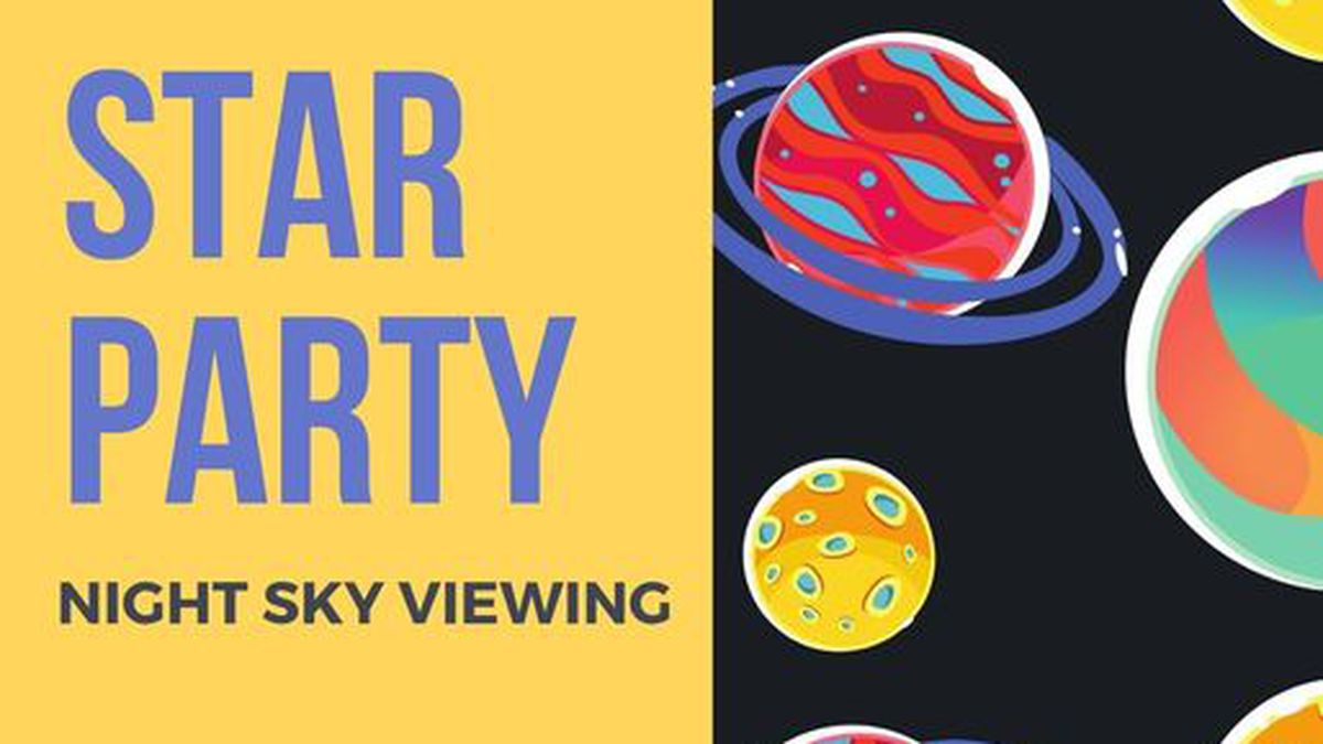 Alibates Star Party