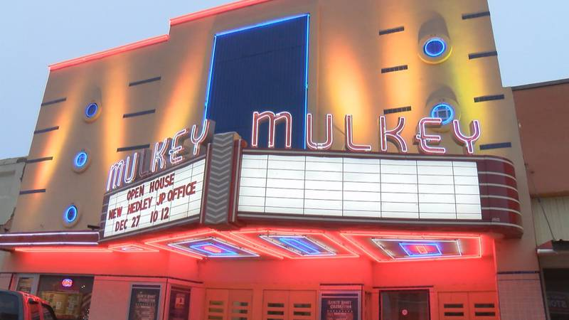 The Mulkey Theatre in downtown Clarendon will soon reopen, bringing new entertainment and life...