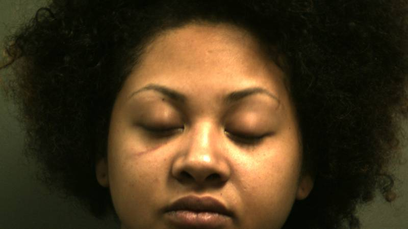 The judge sentenced 29-year-old Deziree Lujan to 34 months in federal prison today after she...