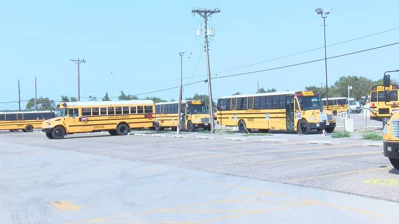 Schools in the Panhandle are having a difficult time finding enough school bus drivers to meet...