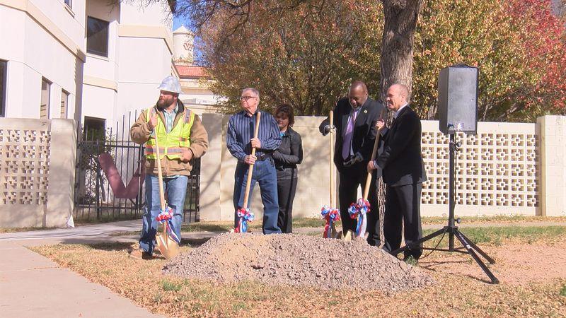 The Amarillo VA is building a new rehabilitation and prosthetics facility through a $9.9...