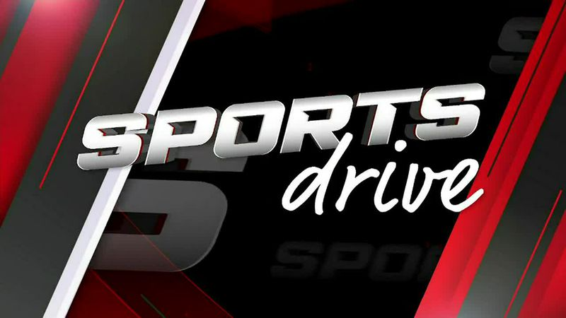 SPORTS DRIVE - Kolby Marting Interview and Thumbs Up, Thumbs Down