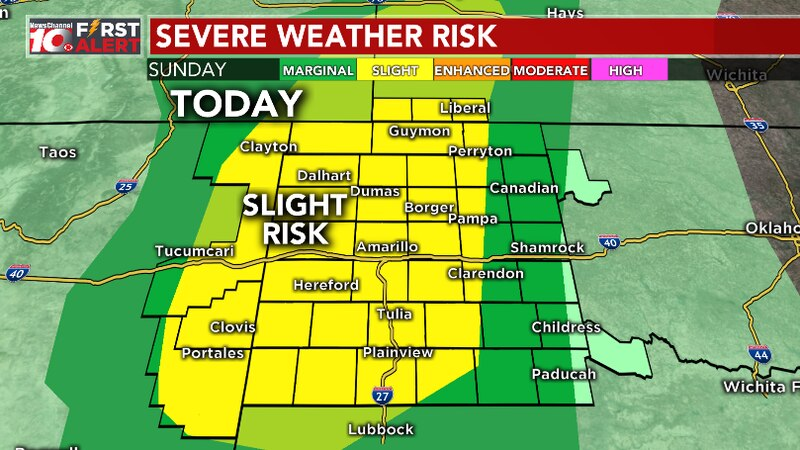 Severe Outlook for Independence Day
