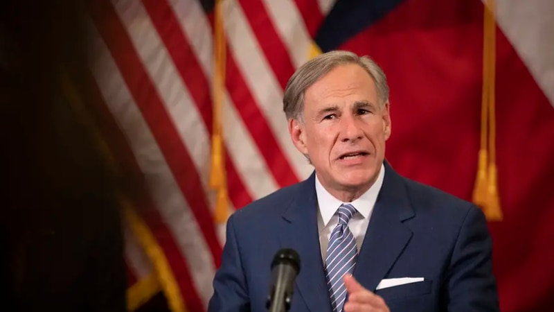 Gov. Greg Abbott has announced a strike force in charge of making steps toward reopening the...