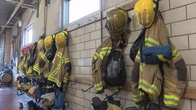 The Amarillo Fire Department will welcome 10 new firefighters to their team tomorrow.