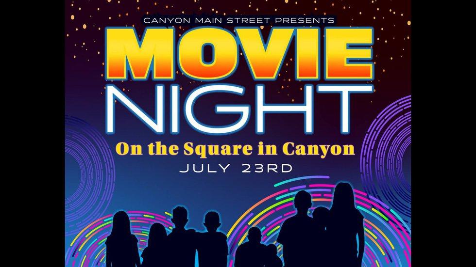 Canyon Movie Night