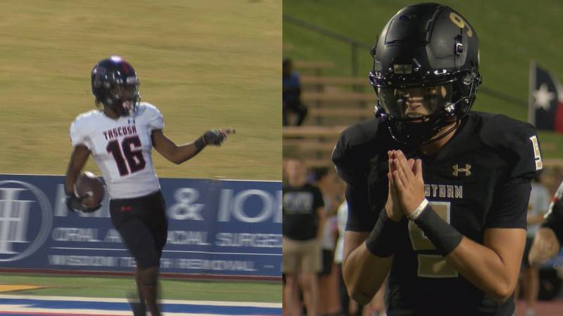 One of the biggest rivalry games of the season so far kicks off this Friday at Dick Bivins...