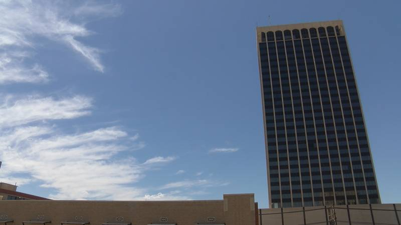 With more than a dozen floors up for grabs in the 31-floor building, the FirstBank Southwest...