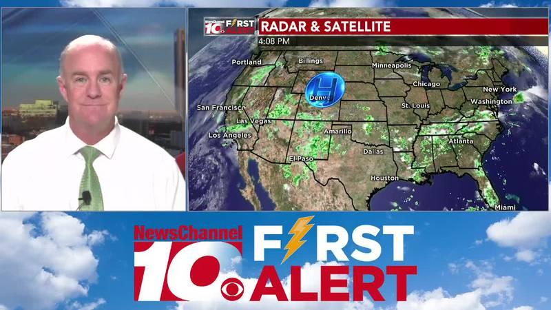 Hot forecast...