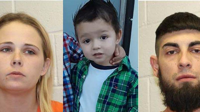 Samantha Dawn Mathis and Robert Jose Garza Jr. (Source: Levelland Police Department) Middle...