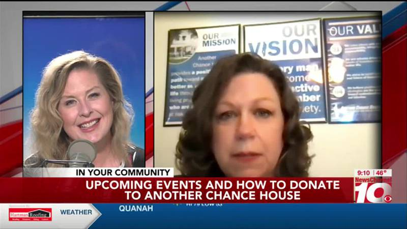 Upcoming Events And How To Donate To Another Chance House