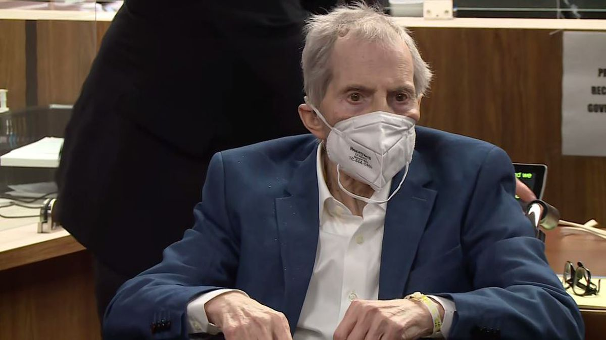 Real estate heir Robert Durst, 78, has pleaded not guilty to one count of murder related to the...