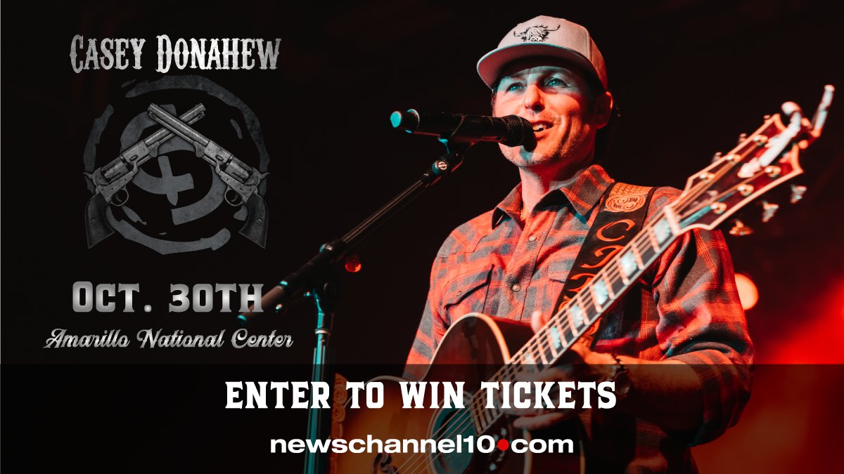 Casey Donahew Ticket Giveaway 2021