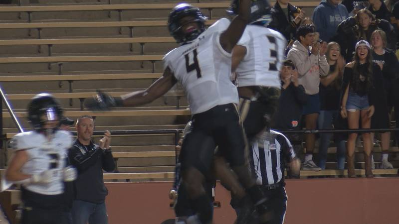 Week nine of Thursday night high school football featured Amarillo's oldest rivalry between the...